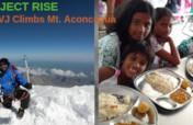 Project RISE: VJ Climbs Mt. Aconcagua