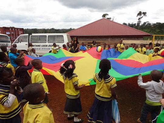 Children - fun / interaction activities