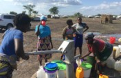 Provide Relief Items in Mozambique - Cyclone Idai