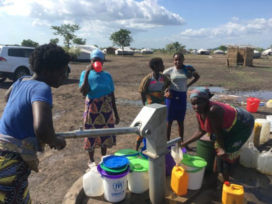 Providing Safe Water to Mozambique - Cyclone Idai