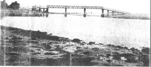 The Origonal Bridge 1908