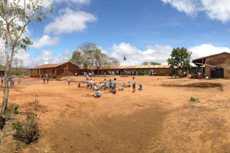 A new school for 500+ pupils in rural Kenya