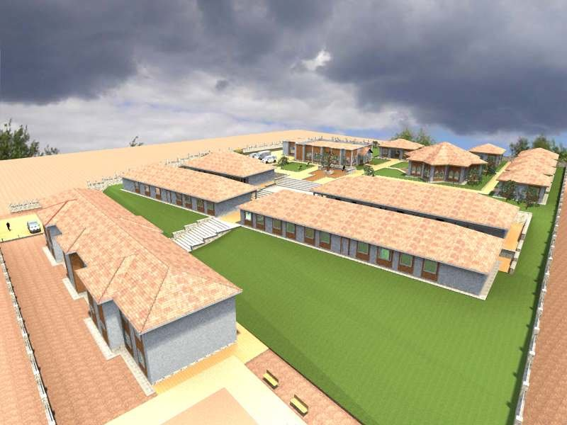 Build the Esther's Aid Village of Peace!