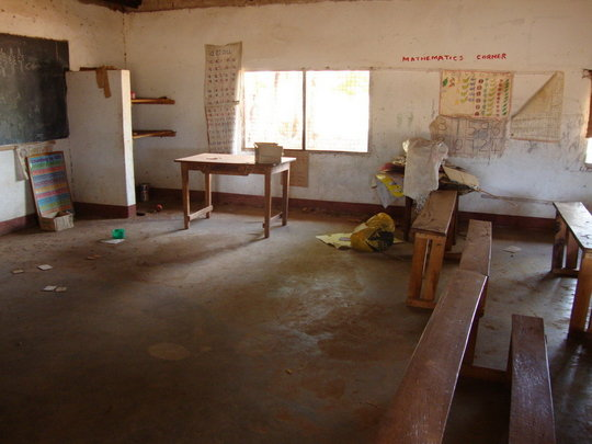 Inside Jora nursery school