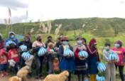 Help feed hundreds of Venezuelan refugees