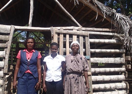 Goat breeders and members of OFJ