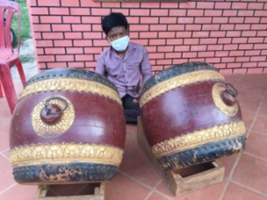 SCC Children performance drums (skor)