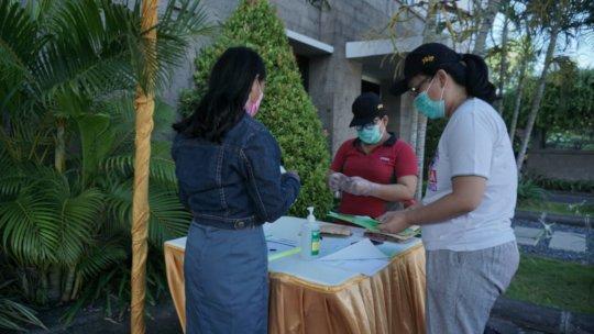 stipend distribution in Kuta