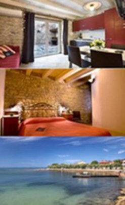 Prize 3 - stay in apartment in Novigrad, Croatia