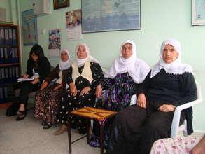 IDP Women, Siirt