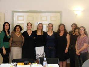 KHRP and the Kurdish Women's Project, London