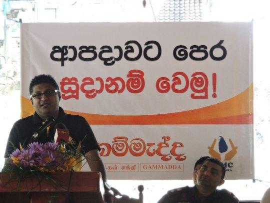 Mr. Yasarath Kamalsiri of News First
