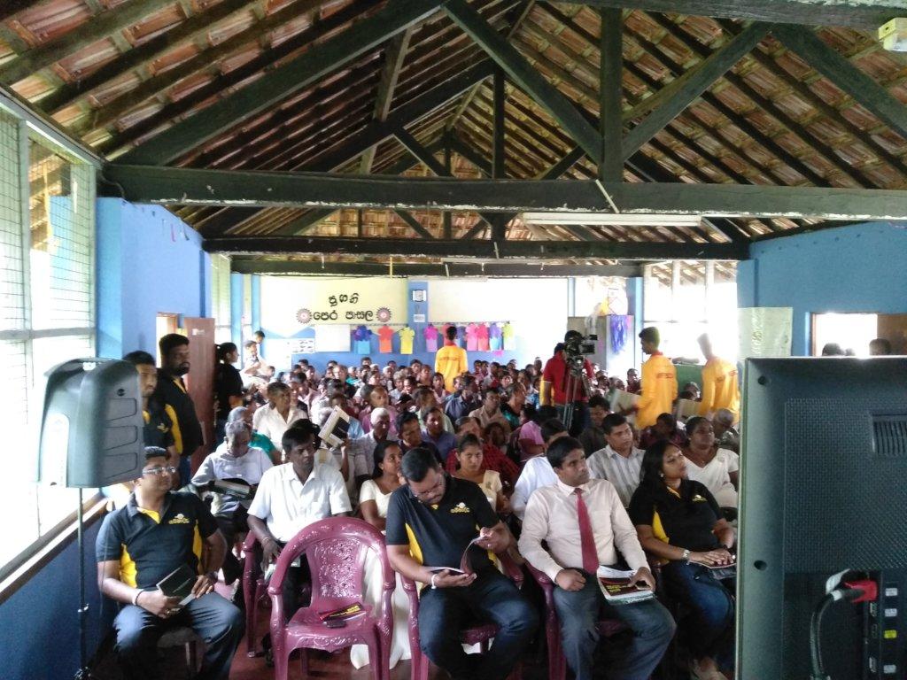 Achieving Zero Deaths During Floods - Sri Lanka