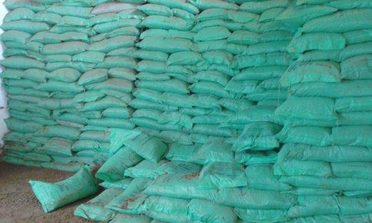 Emergency fodder saves animals from starvation