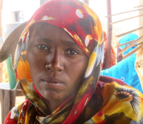 Naima - 23 Years Old with Three Children