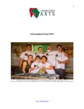ARTS Info Packet (PDF)