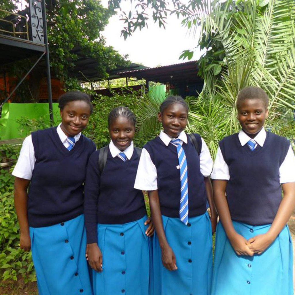 Provide a Higher Education to Students in Zambia