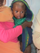 Help us to help mothers and babies in Darfur