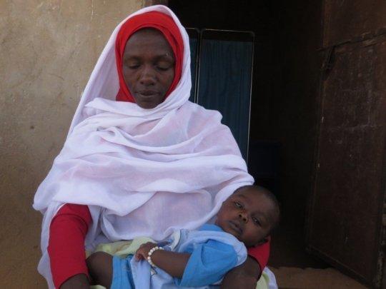 Kids for Kids Midwife Hajja