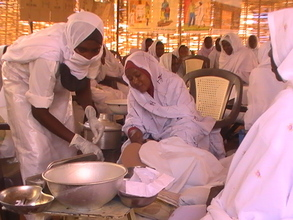 Midwives training