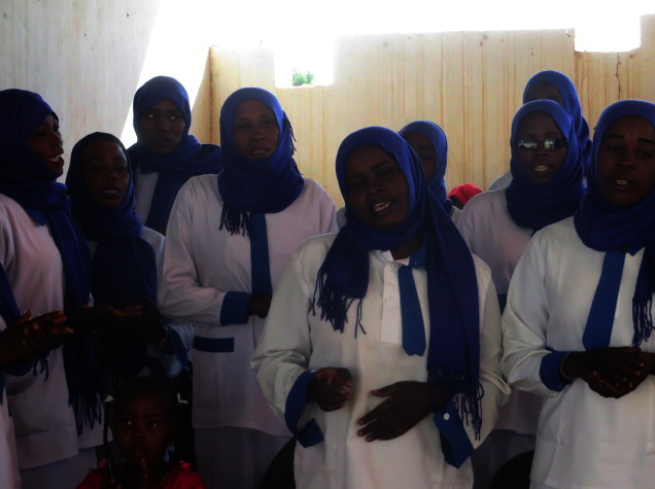 New Midwives Singing at December