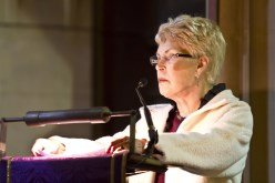 Ruth Rendell reading at K4K Christmas Concert