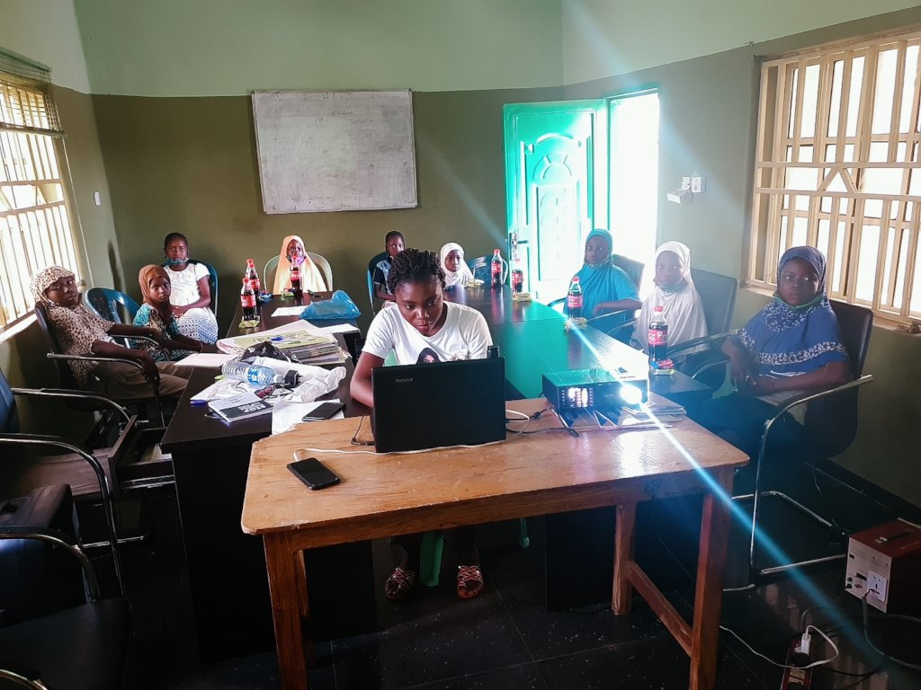 21ST CENTURY SKILLS TRAINING 4 KIDS IN NIGERIA