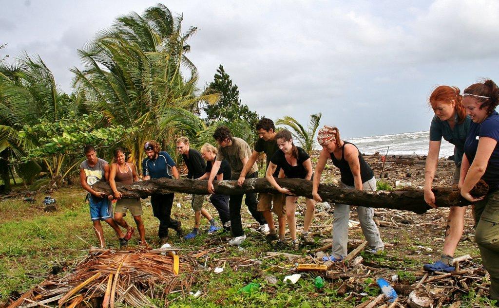 Reforestation of Praslin and Curieuse Islands