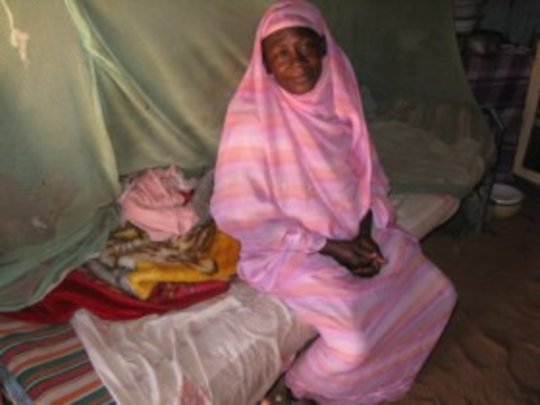 Mosquito nets and blankets save lives - Thank You