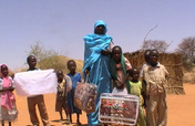 Improving children's health in villages in Darfur