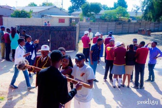 Enterpreneurs Hub Training in Chitungwiza