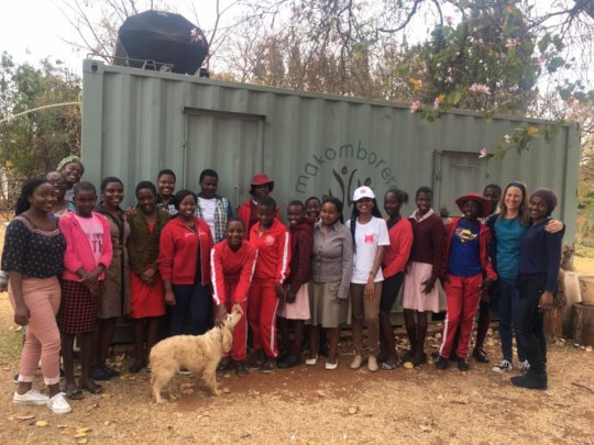 Partnership with Pad Up Zimbabwe