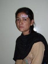 Lucky Bushra Wahab-LRBT's 18 Millionth patient