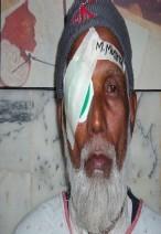 Mushtaq - After his surgery