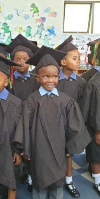 Graduation of Grade R
