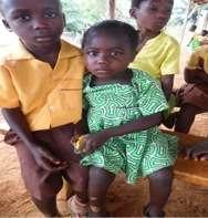 Samuel ensures Agnes gets to school daily