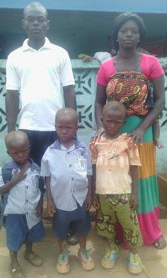 An appreciative & healthier family