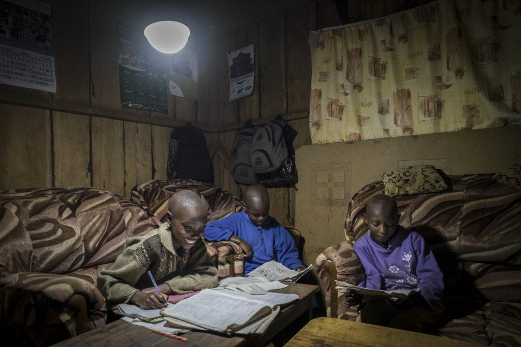 Give African villages a clean energy boost