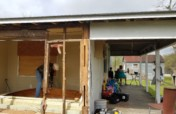 Hurricane Harvey Disaster Recovery Intake iPads