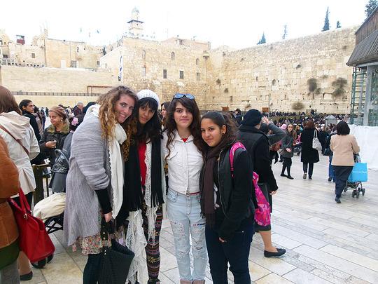 Massa-Massar visits Jerusalem