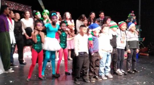 "Fundacion Zua Play ""Christmas Promise"""