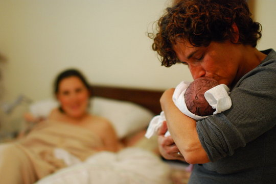 Midwives ensure a safe, health birth