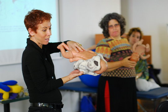 Midwives for Peace workshop