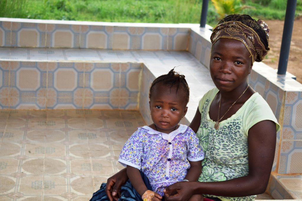 Help End Maternal Mortality in Sierra Leone