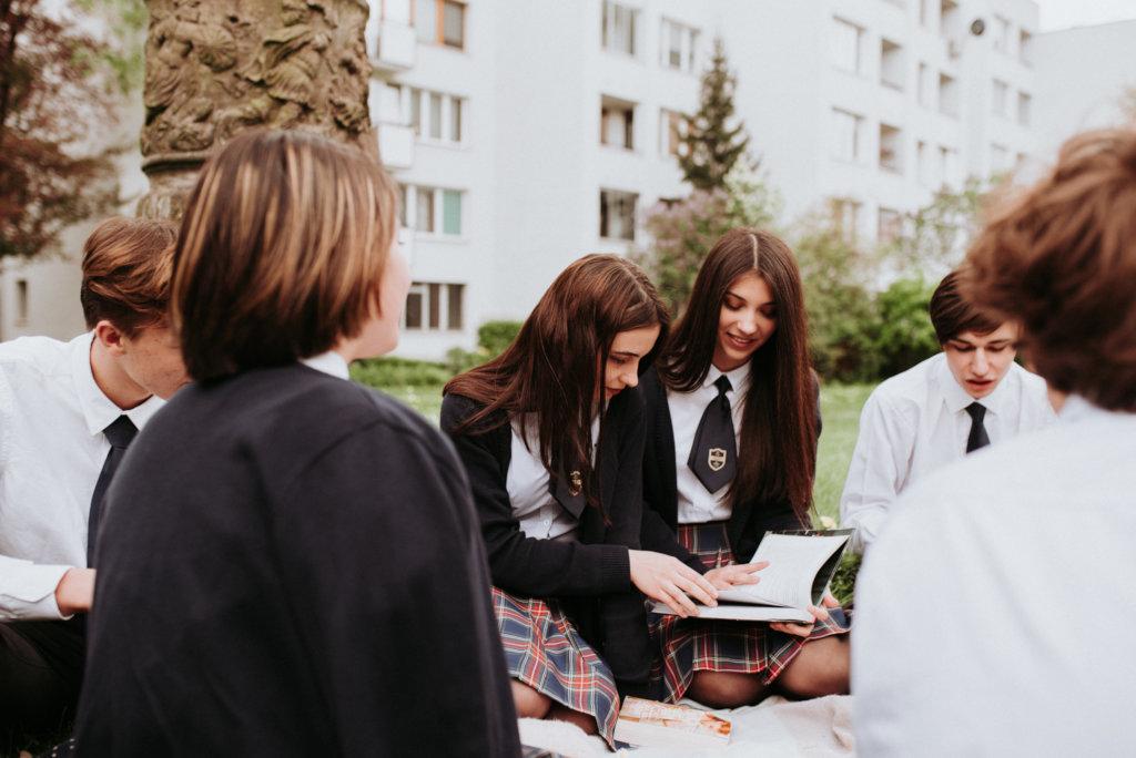 Second home for 130 pupils - Witajcie w domu!