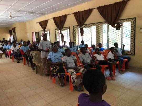Audience at Our Ozalla Ezimo Symposium