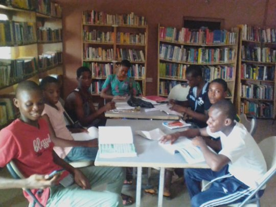 Tutoring and Library services