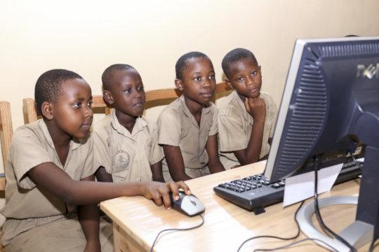 ICT Empowerment For Burundi's Children Education
