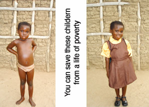 Help mothers give their kids safe drinking water..