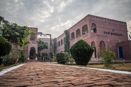 A TCF school in Pakistan